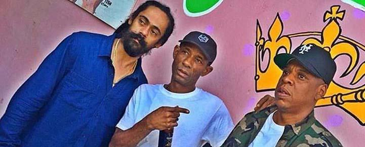 Damian Marley Confirms Jay Z Collaboration Coming