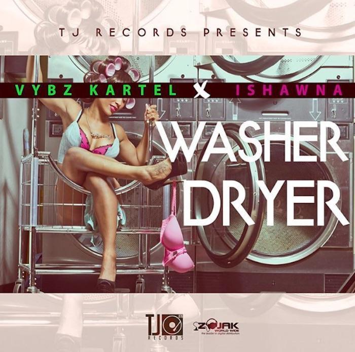 "Ishawna Teases Vybz Kartel Collab ""Washer Dryer"""