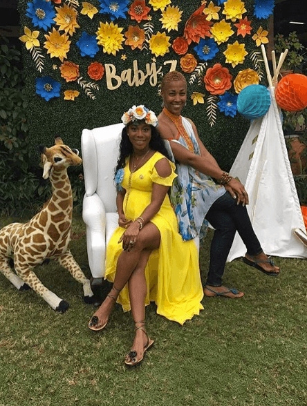 Photos From Shelly-Ann Fraser-Pryce Baby Shower