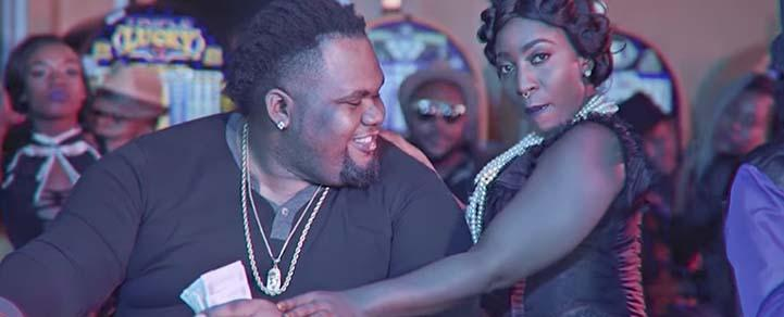 "Watch Spice Becomes A Stripper ""Siddung"" Video"