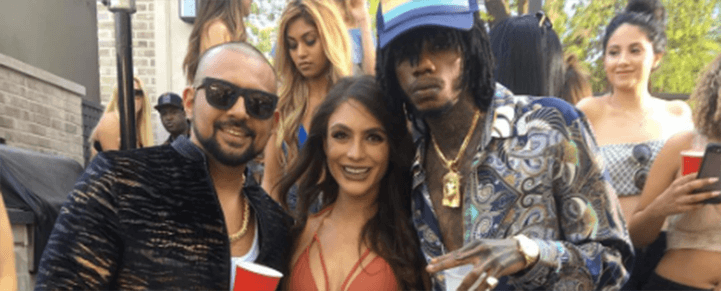 "Alkaline And Sean Paul Shoots Video ""Gyalis Pro"""
