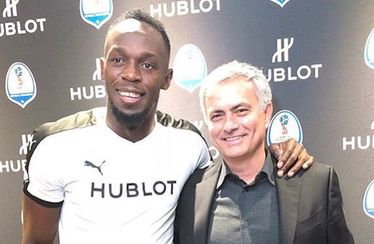 Usain Bolt Lands Football Contract By European Club
