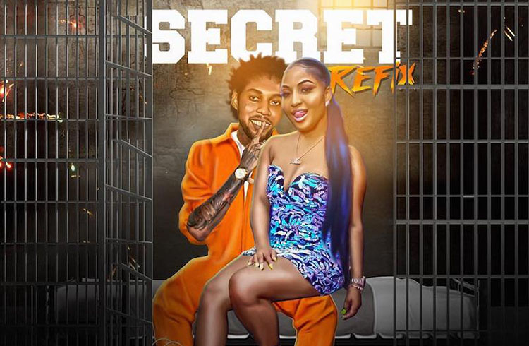 Vybz Kartel Shenseea Secret