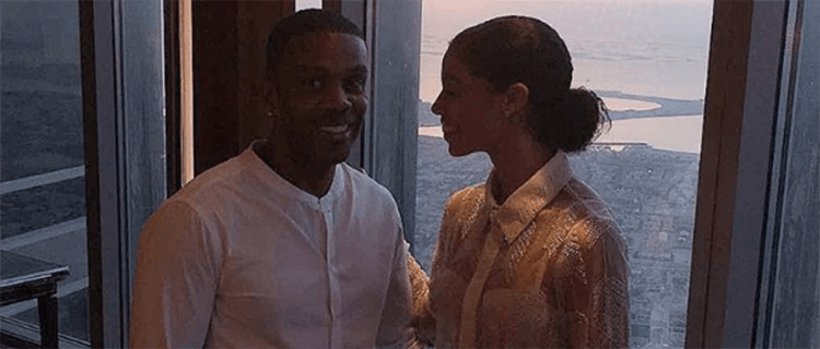 Yendi Phillipps Celebrates Birthday With Her Beau