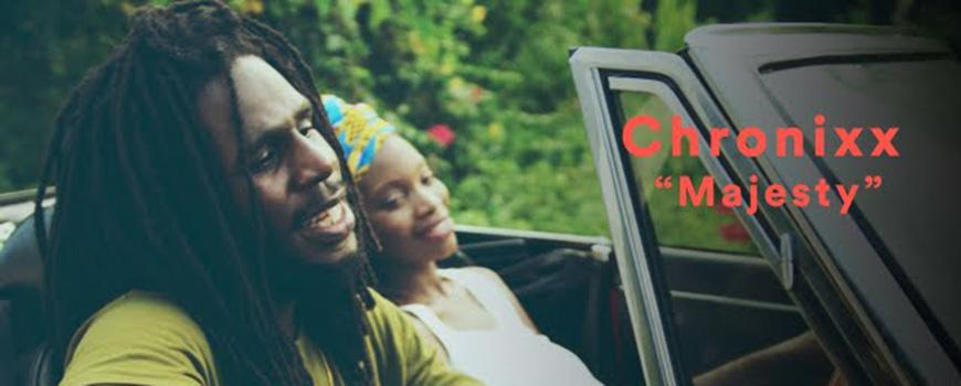 Watch Chronixx Majesty Video