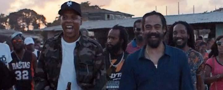 Watch JAY-Z feat. Damian Marley New Video 'BAM'