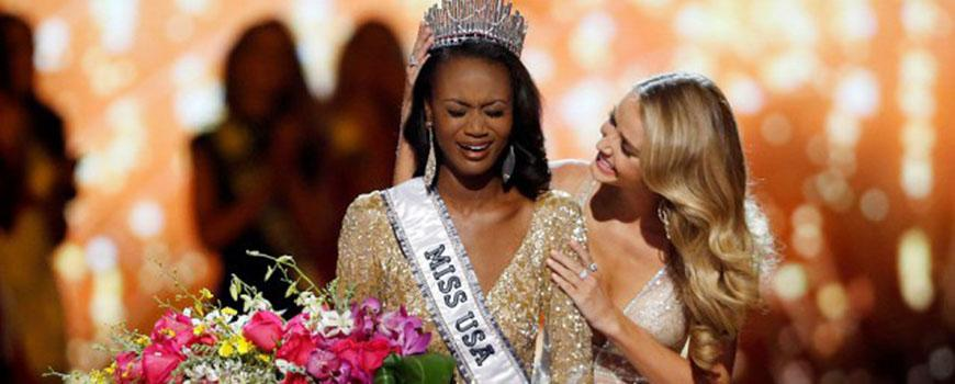 Miss D.C. Takes Home The Miss USA Pageant