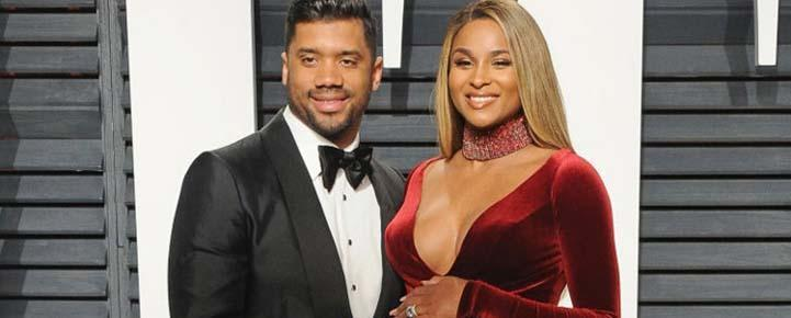 Ciara & Russell Wilson Welcomes Daughter Sienna