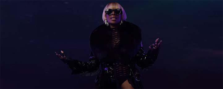Mary J. Blige New Video