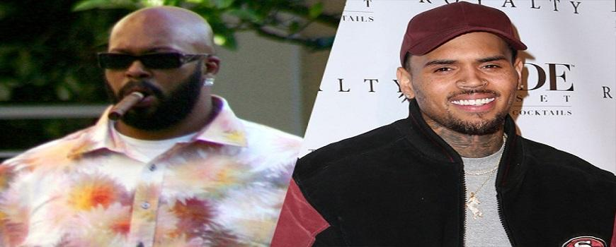 Suge Knight Chris Brown