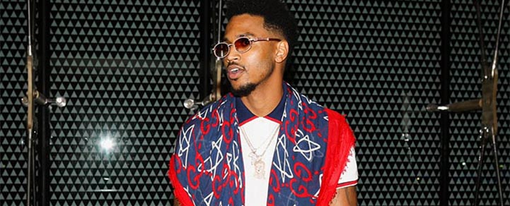 Trey Songz Turns Himself In | Domestic Violence