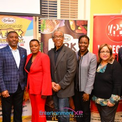 4-12-18 Grace Jamaica Jerk Fest Media Launch